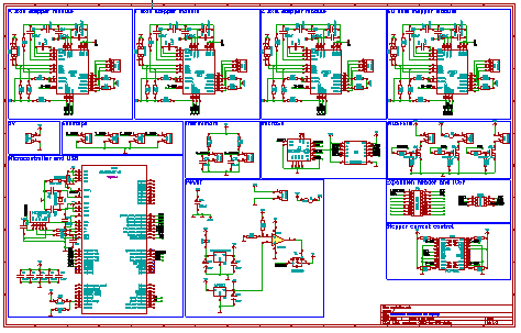 KiCad schematic example